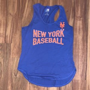New York Mets Baseball Tank